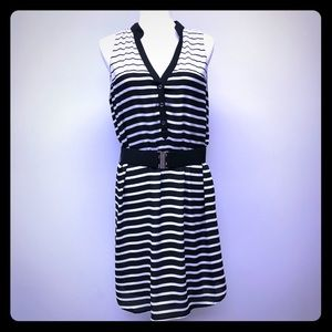 Express Belted Dress